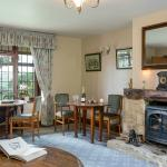 Dining Room Lounge Corsham Field B&B