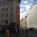 Foto de easyHotel Berlin Hackescher Markt