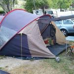 Notre tente pour 4 adultes