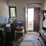 Entrance, to front door