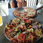 Veggie Pizza - Yum!