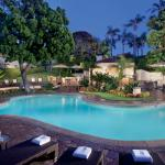 Your own poolside oasis at The Ritz-Carlton, Lagun