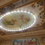 Soffitto sala superiore