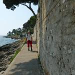 Sentier litoral Roquebrune Cap Martin
