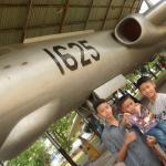 Pesawat Tupolev dari era Bung Karno