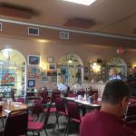 Burgundy Square Cafe Photo