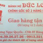Banh MI Duc Long