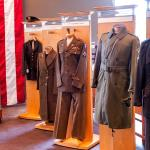 Tribute to our Military-Uniform Exhibit You will feel a moment of gratitude and awe to those who