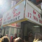 One recommended Chinese restaurant