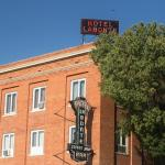 Loved the old Hotel Labonte sign :)