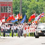 """""""Tudhope Park"""" Events ( Canada Day Parade) - photo by """" Al Fritz Photography"""""""