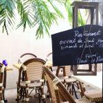 La terrasse du restaurant PoivretSel