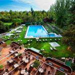 Vistas terraza piscina