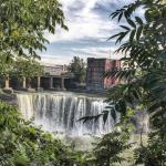 Genesee River's High Falls