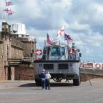 Landing craft at the Fort 29/07/2015