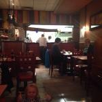 Good food! Very friendly people! Child friendly. Original italian food!