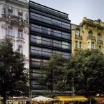Design Metropol Hotel Prague Foto