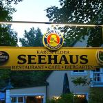 Seehaus Foto