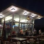 A Cooler Summer Night at the Hot Spot for Fried Clams:  SEA SWIRL