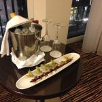 Foto de Berlin Marriott Hotel