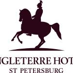Logo at Angleterre Hotel St. Petersburg