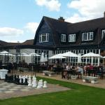 Holiday Centre Restaurant open to the public