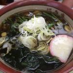 山菜そば710円