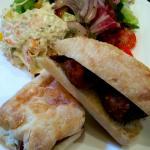 Sausage ciabatta