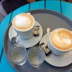 Cappuccino-Genuss