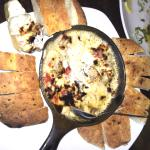 Roasted Pepper and Artichoke Dip