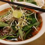Bun Bo Hue (Spicy Beef and Pork Vermicelli Soup)