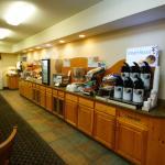 Foto van Holiday Inn Express Hiawassee