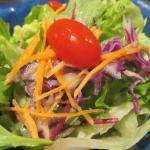 Salad, Sato's (Ocean Blue) Sunnyvale, Ca