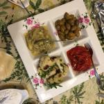 Breakfast at Galila