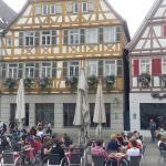 Die Altstadt von Herrenberg