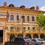 ヴィラ タファイ ホテル