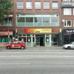 China Restaurant Jumbo Foto