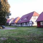 Blick auf die einzelnen Häuser