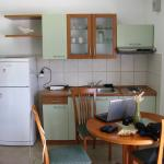 The nice kitchen