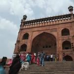 Мечеть Джама - Масджит (гл.ворота)