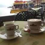 Kaffe och utsikt