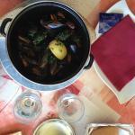 1 kg musslor