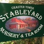The Stable Yard Nursery & Tea Room