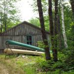 Canoe Shed