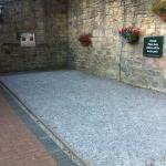 The Grouse Inn has a boules pitch which everyone is welcome to use. You can hire a set to play w