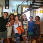 Berteros' family. We love this family