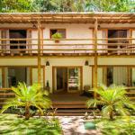 Villa Alafia Vista Externa