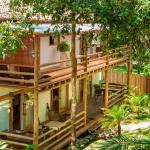 Villa Ibó externamente