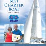 "Named ""Best Charter Boat on St. Croix"" 2015 & 2014"