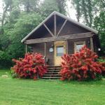 Foto de Sunset Ridge Log Cabins